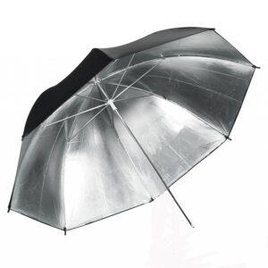 Grifon зонт серебряный