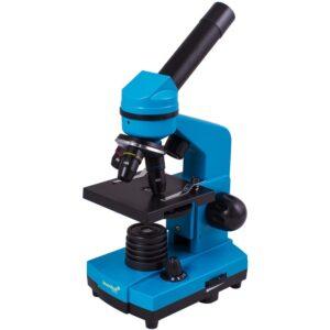 Стильный микроскоп Levenhuk Rainbow 2L
