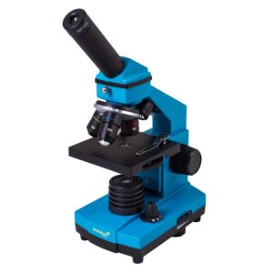 Яркий микроскоп Levenhuk Rainbow 2L PLUS