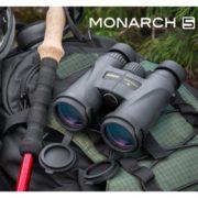 Бинокль Nikon Monarch 5