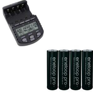 Комплект зарядное + аккумуляторы