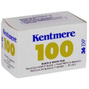 Черно-белая фотопленка Kentemere