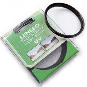 Светофильтр ультрафиолетовый Lensso UV MC