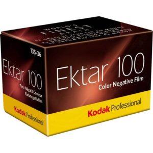 Цветная фотопленка Kodak Ektar