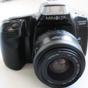 Minolta 300 si +Minolta 35-70