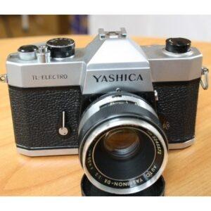 Yashica TL-Electro(м42)+Yashinon-DX 50\2