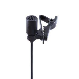 Внешний петличный стереомикрофон BOYA BY-M1