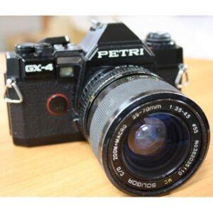 Petri GX-4 (Pentax) +MC SOLIGOR C 35-70\3.5-4.5