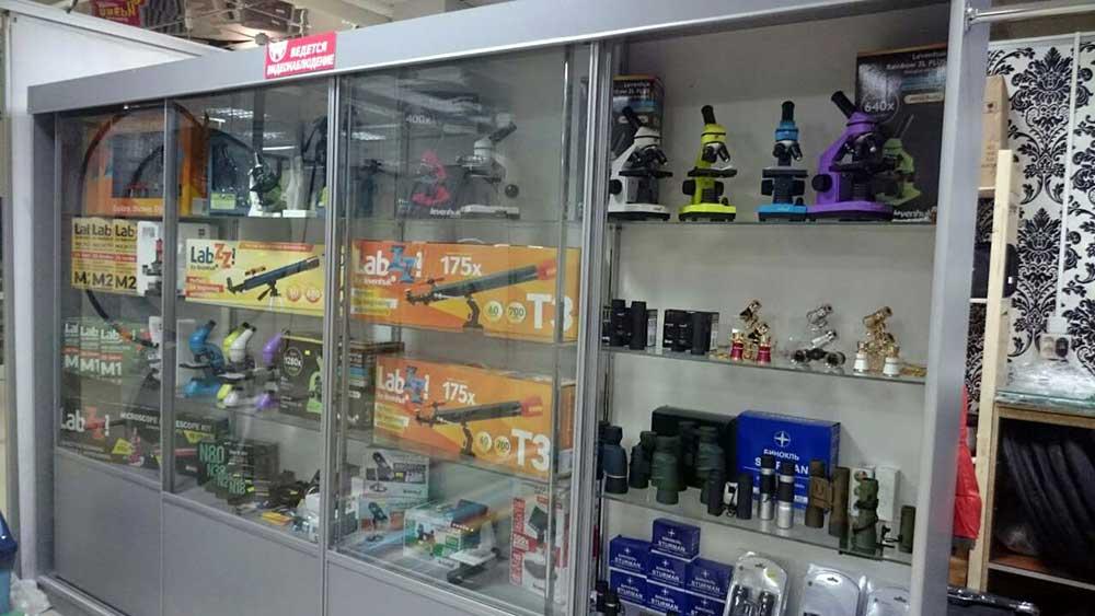 купить микроскоп Левенгук (levenhuk) в Минске в салоне fotosale.by